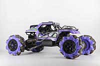 Трюковая машинка на радиоуправлении Drift Stunt Car 4WD 1:12 (фиолетовый)