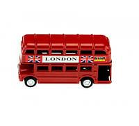 Точилка двухэтажный автобус