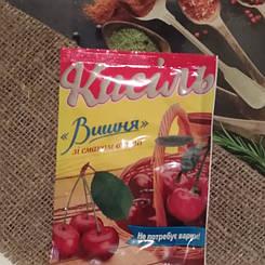 """Кисель вишня """"Жасмин"""" 65 гр"""