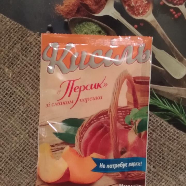 """Кисель персик """"Жасмин"""" 65 гр"""