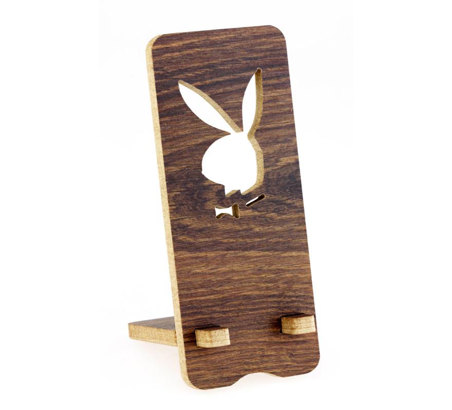 Подставка стильная под телефон Playboy