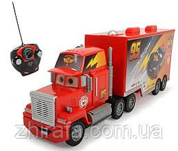 Автомобиль на р/у Dickie Toys Cars 3 МакТрак с турбо функцией светом и звуком