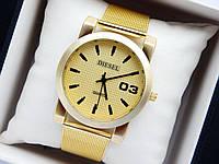 Мужские (Женские) кварцевые наручные часы Diesel, фото 1