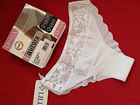 Женские трусики слипы Lilly 01121 белые, фото 1
