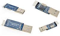 Адаптер конвертер-переходник COM PL2303HX USB To RS232