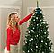 Конусная гирлянда на ёлку Tree Dazzler 48 Led лампочки , елочная гирлянда, фото 10