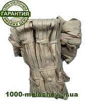 Білизняна гумка (10m-10 шт) тасьма еластична бавовна 100%