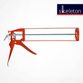 """Пистолет для силикона каркасный """"SKELETON"""""""