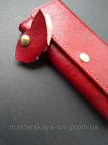 Кошелек ручной работы Wild Chery (+ холдер для наушников), фото 2