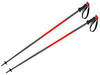 Горнолыжные палки Head Multi S Anthracite / Neon Red 2020