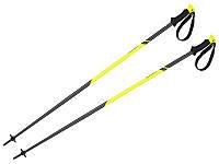 Гірськолижні палиці Head Multi S Anthracite / Neon Yellow 2020