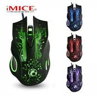 Компьютерная Игровая мышь iMice X9 3200dpi