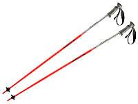 Горнолыжные палки Head Supershape Black Neon Red 2020