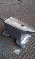 Наковальня стальная двурогая 100 кг. ГОСТ