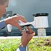 Метеостанция автономная PCE-FWS 20N-2 (3 дисплея) (Германия), фото 5