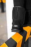 Женские Ugg Classic Short Black, женски угги, черные женски угги низкие, зимние женские угги, фото 10