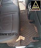 Тюнинг BMW X6 F16 Коврики 3D из Экокожи (2014-2019), фото 7