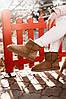 Женские Ugg Classic Mini Chestnut (рыжие), женски угги, черные женски угги низкие, зимние женские угги - Фото