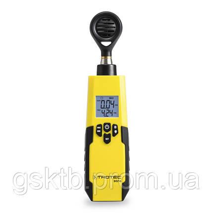 Trotec BQ16 тестер качества воздуха и анализатор формальдегида (Германия), фото 2