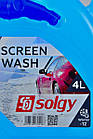 Омыватель стекла авто Solgy зимний -12 °С 4 л Испания, фото 2