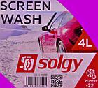 Омыватель стекла авто Solgy зимний -22 °С 4 л Испания, фото 2