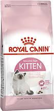 Сухой корм Royal Canin Kitten для котят от 4 до 12 месяцев 400 г