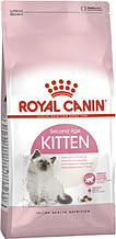 Сухой корм Royal Canin Kitten для котят от 4 до 12 месяцев 2 кг