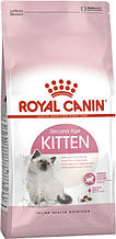 Сухой корм Royal Canin Kitten для котят от 4 до 12 месяцев 4 кг