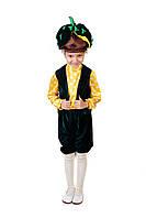 Детский карнавальный костюм для мальчика «Каштанчик» 110-120 см, коричневый