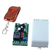 1-канальное беспроводное реле 220В 433МГц, пульт, Arduino (FD0281)