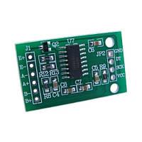 24-бит АЦП HX711 для тензодатчиков весов Arduino монтажный (FD0290)