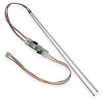 2x LED лампа подсветки монитора, контроллер, до 24 (FD0297)