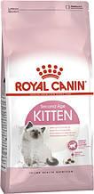 Сухой корм Royal Canin Kitten для котят от 4 до 12 месяцев 10 кг