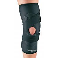 DRYTEX фіксатор колінного суглобу бокової стабілізації, чорний, модель 11-0659
