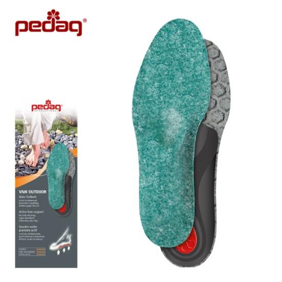 VIVA OUTDOOR каркасна устілка для демісезонного взуття, гідроізоляціонна основа, модель 186