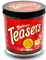 Шоколадный крем  с хрустящим печеньем MALTESERS TEASERS  200 г Великобритания