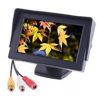 4.3 монитор для подключения камеры заднего вида (FD0358)