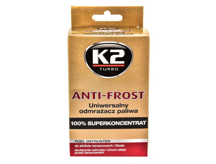 Присадка K2 Anti-Frost 50 мл