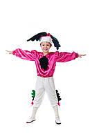 Детский карнавальный костюм для мальчика «Редис» 115-125 см, розовый