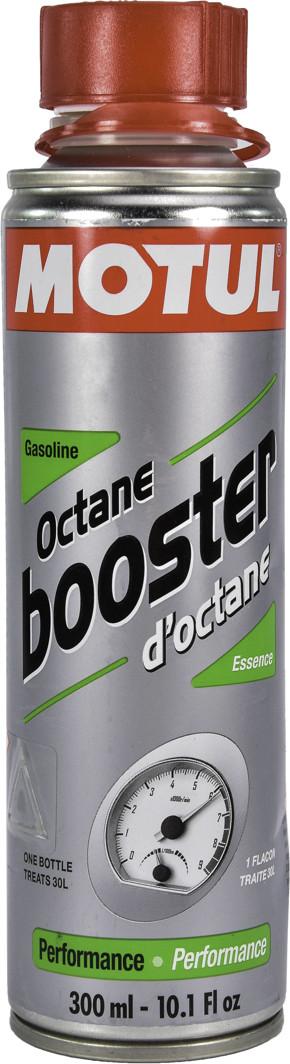 Присадка Motul Octane Booster 300 мл