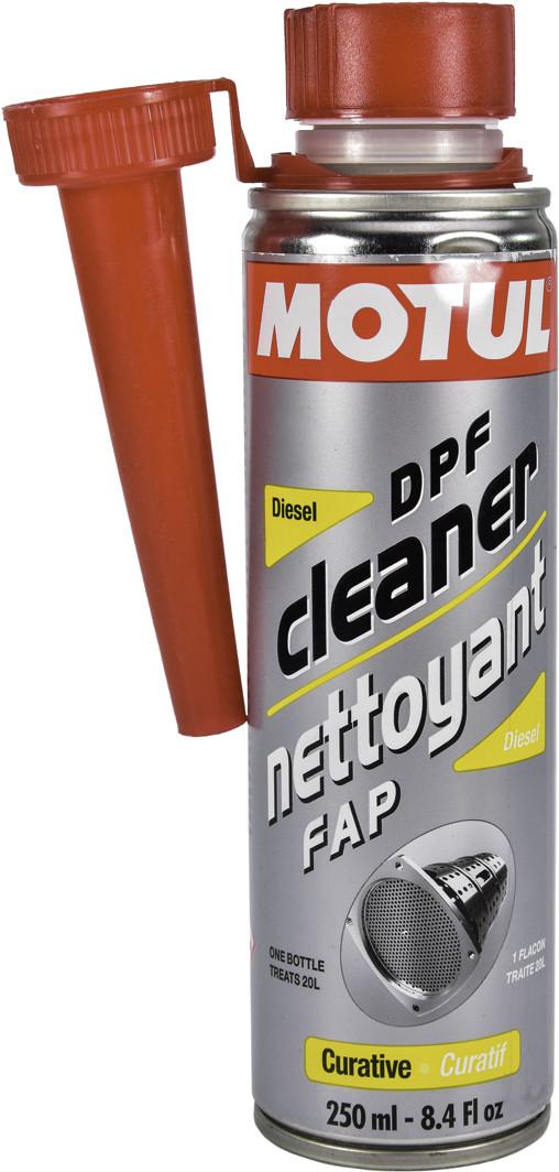 Присадка Motul DPF Clean 250 мл