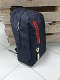 Спортивный, городской рюкзак Puma Scuderia Ferrari, пума. Феррари. Черный, фото 7