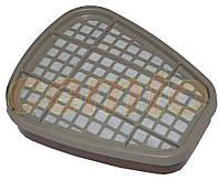 Фильтр для полумаски 3М 6001cn 6051, А1 комплект, фото 1