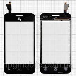 Сенсорный экран для Fly IQ434, черный, оригинал