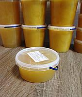 """Мед """"Майський/Травневий"""" 0,5 л., 100 % зрілий мед / Мёд """"Майский"""" 0,5 л., 100% зрелый мёд, фото 1"""