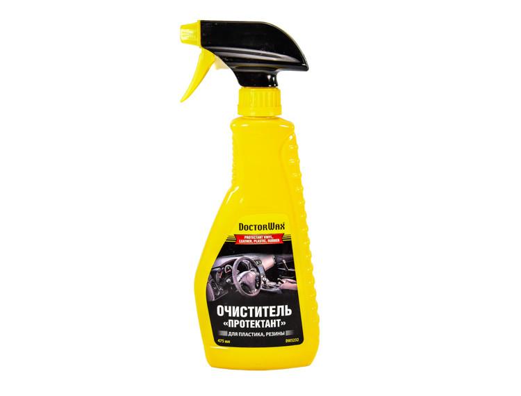 Очиститель салона DoctorWax Protectant 475 мл