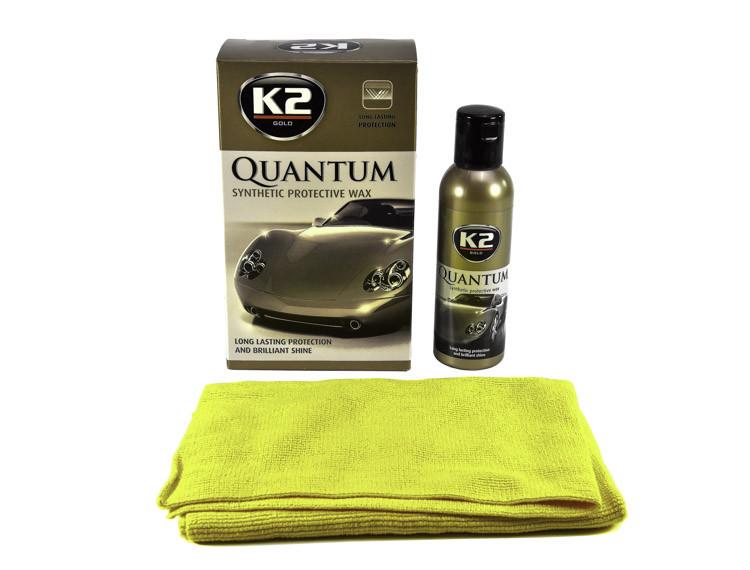 Полироль для кузова K2 Quantum 140 мл
