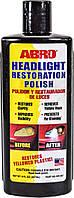 Полироль для фар ABRO Headlight Restoration Polish 237 мл