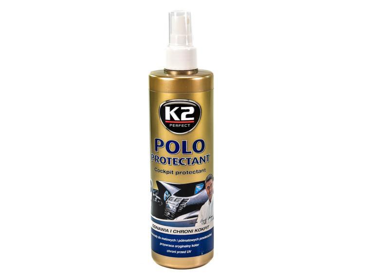Поліроль для салону K2 Polo Protectant 350 мл
