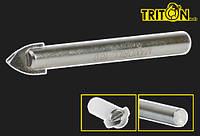 Сверло по стеклу и плитке с шестигранным хвостовиком D6 Triton
